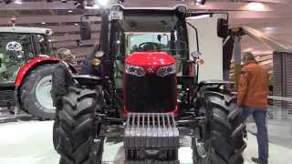 Massey Ferguson 4709 cab model introduction