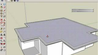 getlinkyoutube.com-31-Sketchup Alıştırma-Villa Bölüm 1