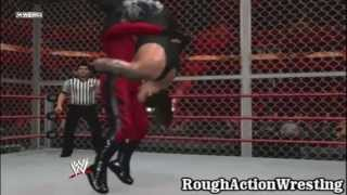 getlinkyoutube.com-SVR2011 Promo: The Undertaker vs. Kane (Hell In A Cell 2010) - RoughActionWrestlng