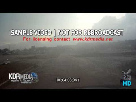 5-20-13 Moore OK Dash Camera Tornado Damage Justin Hoyt