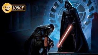 getlinkyoutube.com-Star Wars El Poder De La Fuerza Pelicula Completa Español | Cinemáticas Jefes LA PELICULA 1080p