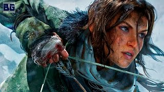 getlinkyoutube.com-Rise of the Tomb Raider - O Filme (Dublado)