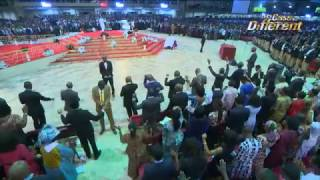 Bishop David Oyedepo  @Covenant Day of Divine Vengeance(1st) Service Feb 12, 2017