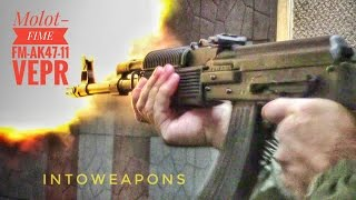 getlinkyoutube.com-Molot FIME VEPR AK-47 Review – FM-AK47-11