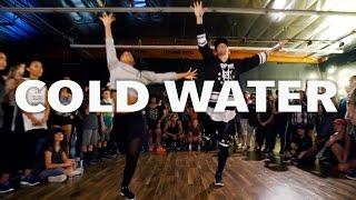 "getlinkyoutube.com-""COLD WATER"" - Major Lazer ft Justin Bieber Dance   @MattSteffanina Choreography (#ColdWater)"