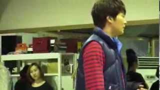 getlinkyoutube.com-[131023] Ghost Musical Rehearsal - Joo Won (주원)