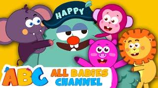 getlinkyoutube.com-If You're Happy And You Know It | Nursery Rhymes Songs | Kids Songs