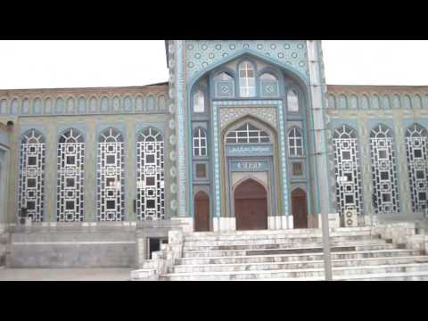 [Tajik] Haji Yakoub Mosque and Medressa 하지 야쿠브 모스크