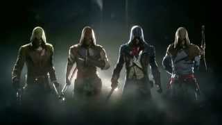 getlinkyoutube.com-Assassins Creed Unity Live Wallpaper Dreamscene 1080p