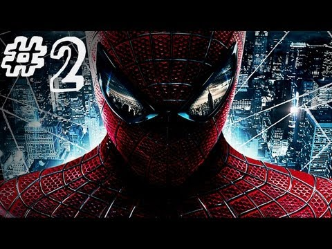 The Amazing Spider-Man - Gameplay Walkthrough - Part 2 - THE LIZARD (Video Game)