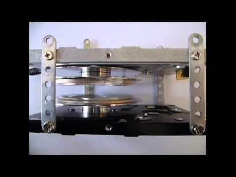Копия видео 'Магнитная муфта на жёстких дисках