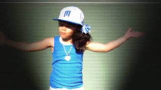 getlinkyoutube.com-5 year old KID RAPPER!!! (Hunt Them Down)BABY KAELY,... willow smith, justin bieber, selena gomez