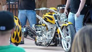 American Chopper/ Loopster unveil