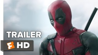 getlinkyoutube.com-Deadpool Official Trailer #1 (2016) - Ryan Reynolds Movie HD