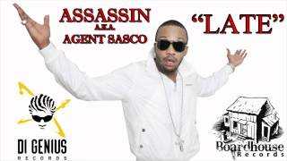 Assassin aka Agent Sasco - Late