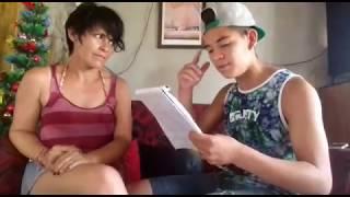 getlinkyoutube.com-All - Un rap para mi mamá (Rapeo A Camara)