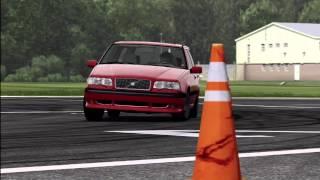 getlinkyoutube.com-Forza Motorsport 4 Top Gear Power Laps: 1997 Volvo 850 R