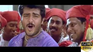 Pudhu Malar Thottu|Poovellam Un Vasam|Ajith|Jyothika|Video Songs|HD