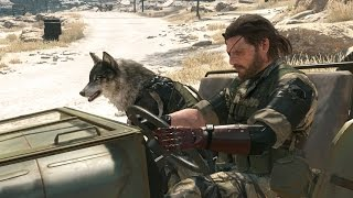getlinkyoutube.com-E3 2015 GAME PLAY DEMO | METAL GEAR SOLID V: THE PHANTOM PAIN (EU) PEGI