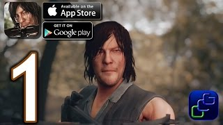 getlinkyoutube.com-The Walking Dead: No Man's Land iOS Walkthrough - Gameplay Part 1 - Episode 1: Road To Terminus