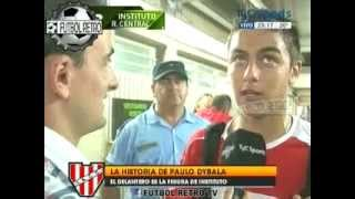 getlinkyoutube.com-Paulo Dybala sus goles en Instituto Cba previa River vs Instituto Cba