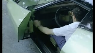 Top 10 Most Insane Car Door Designs