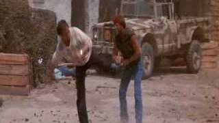 getlinkyoutube.com-Chuck Norris vs David Carradine real kung-fu battle