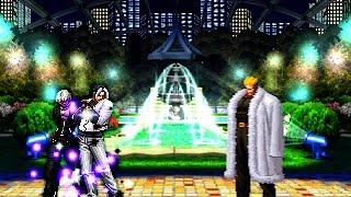 getlinkyoutube.com-[KOF WOC] Sachiel Kyo & Orochi K' VS Strongest Yamazaki