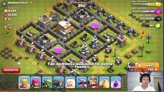 getlinkyoutube.com-[Thai] Clash of Clan 5 - มังกรพ่นไฟ 2