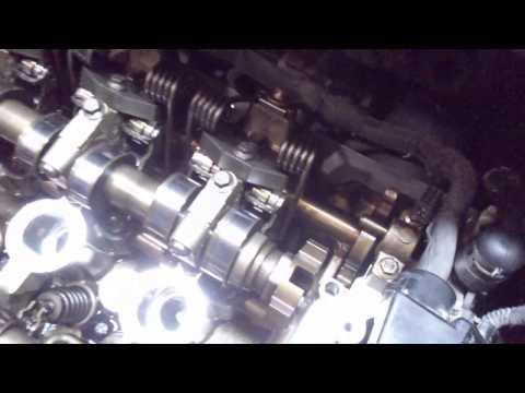 Peugeot 308 5FW Valve Lift System Test