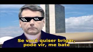 getlinkyoutube.com-Novo Rap do Bolsonaro - Turn  down for what