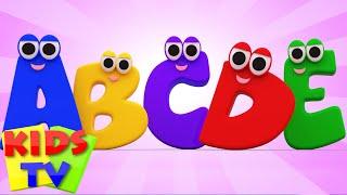 getlinkyoutube.com-alphabets finger family | ABC song | learn alphabets | nursery rhymes | baby songs