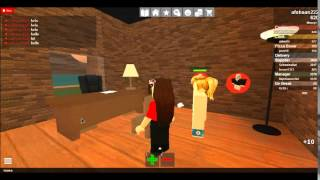 getlinkyoutube.com-how to be manager in work at a pizza place:roblox