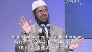 getlinkyoutube.com-Zakir Naik On Sania Mirza 3 Teks Terjemahan Bahasa Indonesia