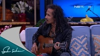 Ipang Lazuardi tanggapi lagu lagunya yang nge Hits