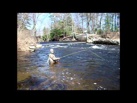 Fly Fishing Spring Training