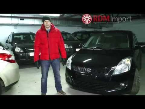 Suzuki Swift 2011 год 1.2 л. Вариатор от РДМ-Импорт