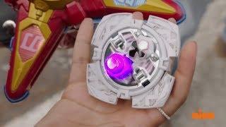 Power Rangers Super Ninja Steel - The Bolted Power Star | Episode 2