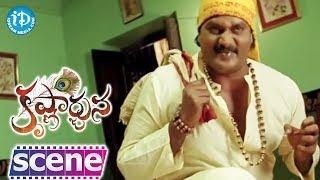 getlinkyoutube.com-Romance of the day 78 || Krishnarjuna Movie Romantic Scene