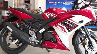 getlinkyoutube.com-#Bikes@Dinos: Yamaha YZF-R15S First Ride, Walkaround Review (All colours)
