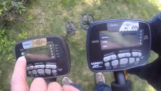 Comparing Garrett AT Pro & Garrett AT Gold Metal Detectors - metaldetector.com