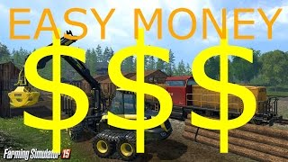 getlinkyoutube.com-Farming Simulator 15 - Easy Money Trick! No mods/hacks!