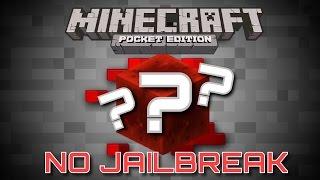 getlinkyoutube.com-✔️5 SECRET REDSTONE ITEMS -MCPE 0.13- {NO JAILBREAK} | Minecraft Pocket Edition 0.13