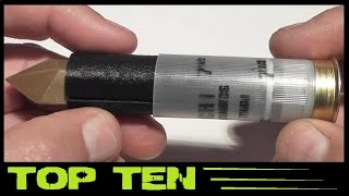 getlinkyoutube.com-Top 10 Most DIABOLICAL Homemade Shotgun Rounds