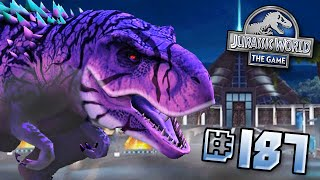 getlinkyoutube.com-NEW HYBRIDS & BATTLE ARENA?!?  || Jurassic World - The Game - Ep187 HD