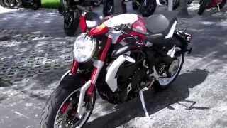 getlinkyoutube.com-2015 MV Agusta Brutale 800 Dragster RR at Euro Cycles of Tampa Bay