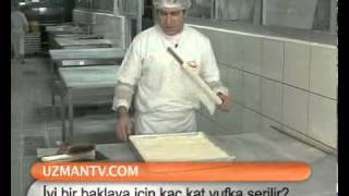 getlinkyoutube.com-Турецкая Пахлава (Turkish Baklava)