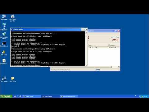 GNS3 Topology: Remote Access IPSec VPN: PART3