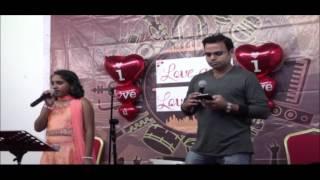 wi wi wi wi wifi Singam Song Cover Samiksha & Srinivasan