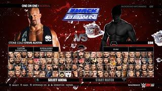 getlinkyoutube.com-WWE 2K16 Roster Featuring WWE, NXT & Legends (Concept)